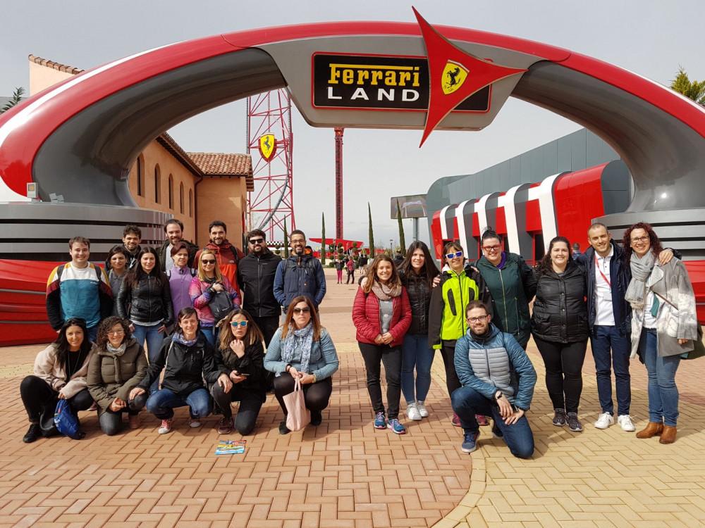 Primera Jornada de portes Obertes a PortAventura